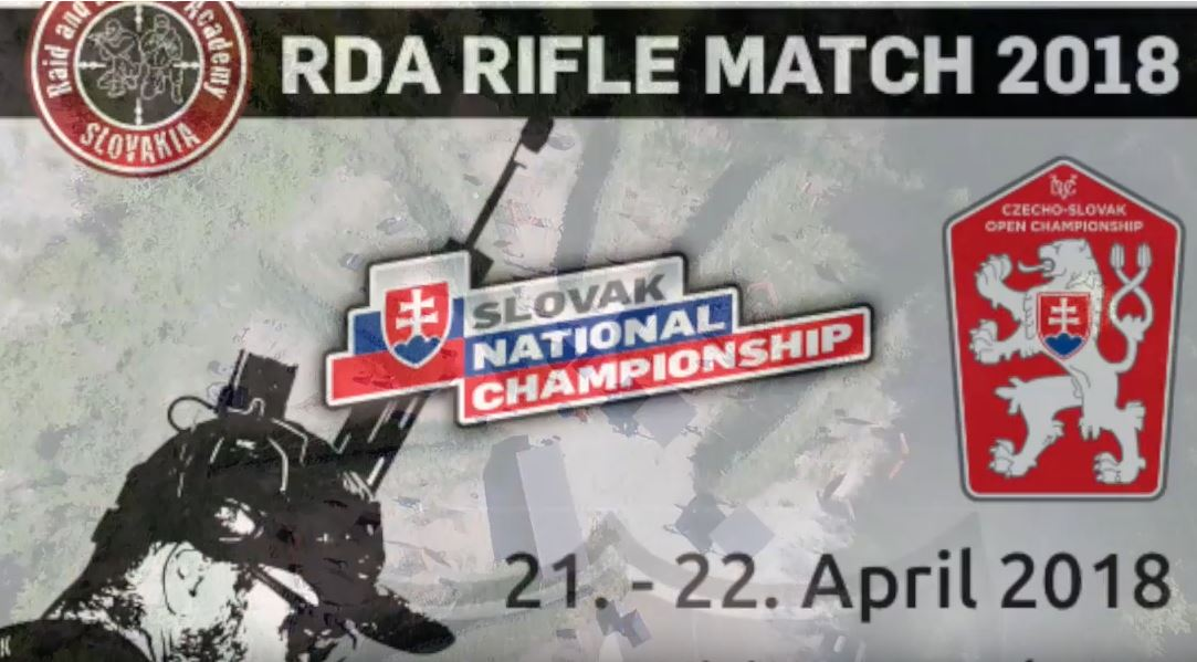 RDA Rifle Match 2018 Presentation
